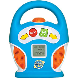 Discovery Kids™ Digital MP3 Boombox